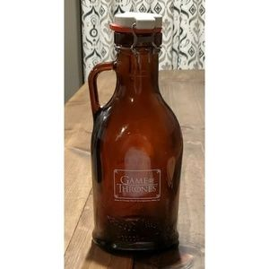 Other - RARE Game of Thrones Brewery Glass Beer Growler